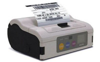 Sato MB400i Mobile Label Printer -Side view- from Barcodes.com.au