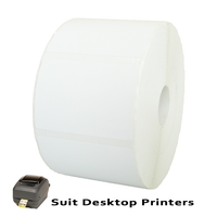 69mm X 48mm Direct Thermal Labels LD6948-6A -To suit Dekstop Printers- from Barcodes.com.au