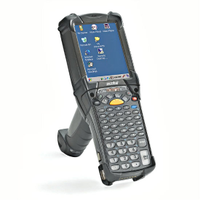 Zebra MC9200  Mobile Copmuter-Side view- from Barcodes.com.au