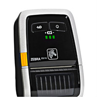 Zebra ZQ110 mobile printer from Barcodes.com.au