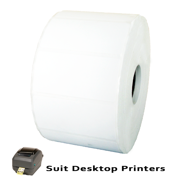 60mm x 29mm thermal transfer labels lt6029 2a barcodes for Bureau 2a form