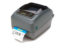 Zebra GX420T Thermal Transfer Desktop Printer