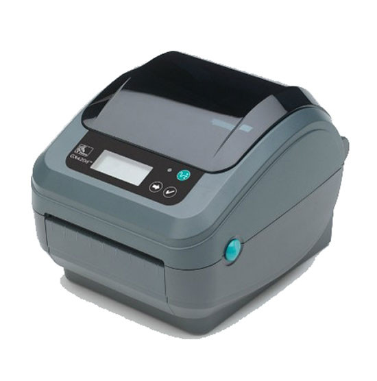 Zebra GK420 Direct thermal desktop printer-Barcodes.com.au