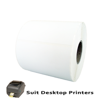 Star track  Labels 102mm X 150mm Direct Thermal Labels-To suit Desktop Printers- from Barcodes.com.au