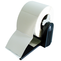 External Roll Label Stand-Barcodes.com.au