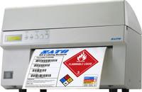 Sato M10e Label Printer -Front view- from Barcodes.com.au