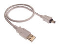1.8 METER USB A TO USB MINI CABLE FOR CAMERAS.