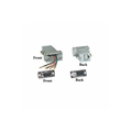 RJ45 TO DB9 FEMALE ADAPTOR