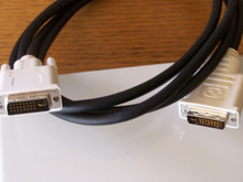 2 meter DVI to DVI cable