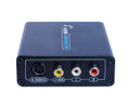 S-VIDEO/RCA TO HDMI CONVERTER