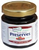 Mini Triple Berry Preserves 4.5oz.