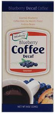 Decaf Blueberry Ground Coffee 8oz.