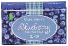 Blueberry Soap 3oz.