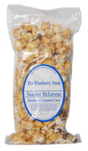 Snacker McLovens 8oz. - Milk Chocolated Covered Blueberries & Caramel Corn
