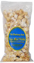 True Blue Treats 8oz. - Dried Blueberries & Caramel Corn