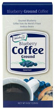 Blueberry Ground Coffee 8oz.