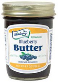 Blueberry Butter 9.5oz.