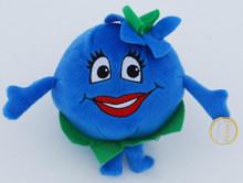 Mrs. Elliot Blueberry Lady
