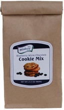 Blueberry White Chocolate Chip Cookie Mix