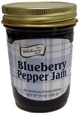 Blueberry Pepper Jam 10oz.