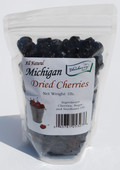 Our Michigan Dried Cherries are another excellent snack rich in nutrients and antioxidants.  They are gluten free and do not contain artificial colors or preservatives.  This 1 pound bag is resealable for easy snacking and storage.