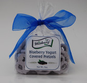 Blueberry Yogurt Covered Pretzels 5oz.