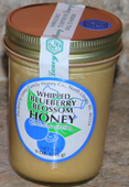 Whipped Blueberry Blossom Honey 9oz