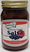 Blueberry Tomato Salsa 16oz. (NEW!)