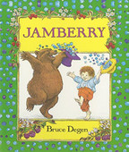 There off... A boy and an endearing, rhyme spouting bear, joyously romping through a fantastic world of berries! Book is 32 pages and perfect for children ages 2 through 6.