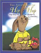 One day Hip Hop wakes up and decides she wants blueberry pancakes for breakfast. She and Grandpa set off in search of blueberries in the woods for the family's pancake breakfast. This is a heartwarming story about family relationships and a baby bunny who loves life and her family. Hip Hop and the Yellow Hat was the first in the Hip Hop series.