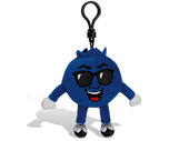 Billy Bluesberry is a jazzy fellow with a scent that is sweet, smooth, and mellow! Blueberry scented clip (Scent lasts at least a year!) Approximately 4 inches tall.