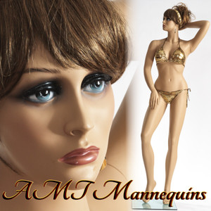 Mannequin Female Standing Model Sexy Austin