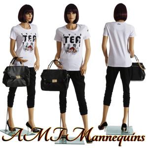 Mannequin Female Standing Model Di