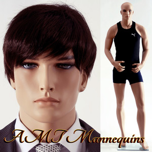 Mannequin Male Standing Model Zac