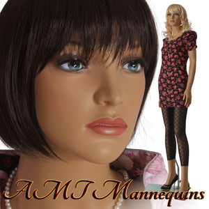 Mannequin Female Standing Model Amy