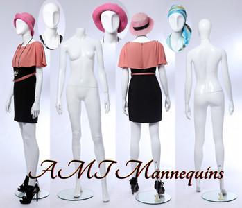 Mannequin Female Standing Model Sarah (Plastic)