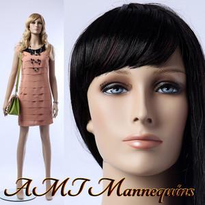 Mannequin Female Standing Model Ava (Plastic)