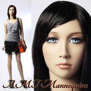 Mannequin Female Standing Model Zoe (Plastic)(2)