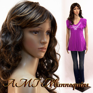 Mannequin Female Standing Model Laura (Plastic)