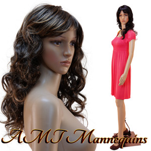 Mannequin Female Standing Model Cindy(Plastic)