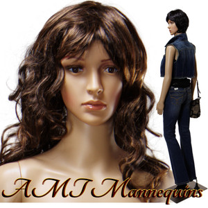 Mannequin Female Standing Model Anna (Plastic)