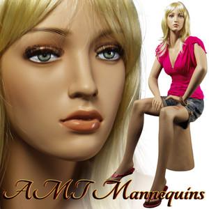Mannequin Female Sitting Model Joan