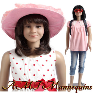 Mannequin Standing Child Model Unisex B