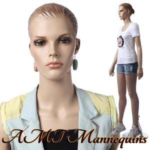 Mannequin Female Standing Model Marcia (Plastic)