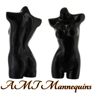 BS-11-H_Female_Torso_Glossy_Black
