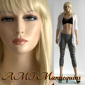 Mannequin Female Standing Model Cici