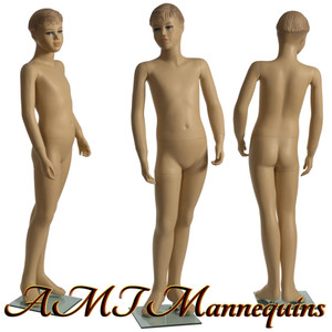 Mannequin Male Standing Child Model Jacob