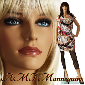 Mannequin Female Standing Model Ivy