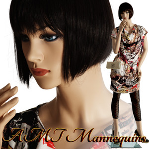 Mannequin Female Standing Model Dai