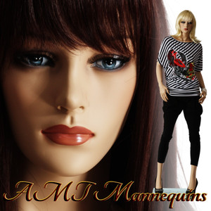 Mannequin Female Standing Model Dora